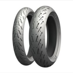 OPONA 190/55ZR17 PILOT ROAD 5 75W R MICHELIN