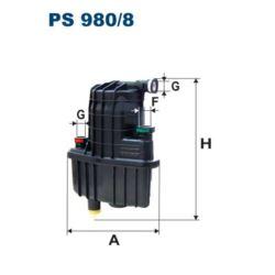 PS980/8 FILTR PALIWA FILTRON