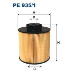 PE935/1 FILTR PALIWA FILTRON