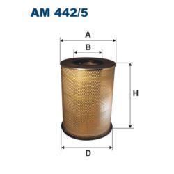 AM442/5 FILTR POWIETRZA FILTRON  VOLVO FM 9