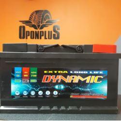 AKUMULATOR 12 V 80Ah P+ 730A DYNAMIC 315X175X175